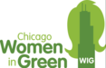 chicago women in green