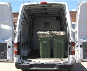commercial food waste hauling service