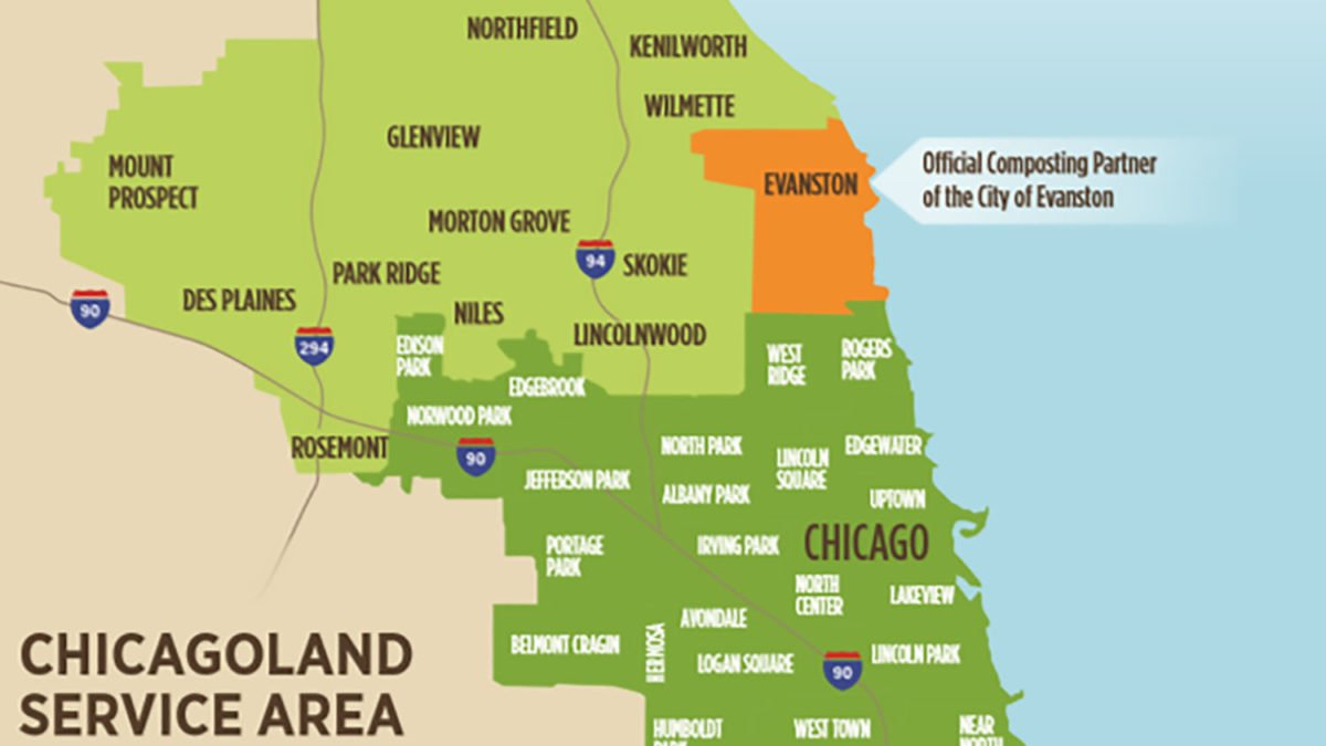 Serving over 50 communities throughout Chicago and suburbs