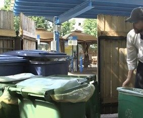 restaurant composting services chicago
