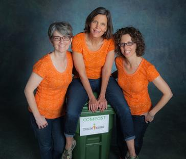 zero waste events team